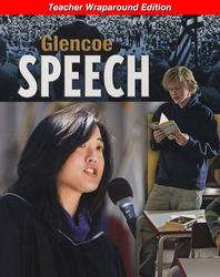 Glencoe Speech, Teacher Wraparound Edition