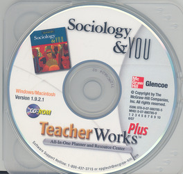 Sociology & You, TeacherWorks Plus CD-ROM