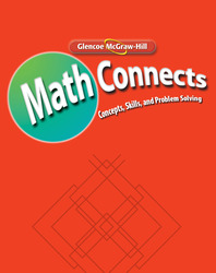 Math Connects: Concepts, Skills, and Problem Solving, Course 1, Study Guide and Intervention Workbook