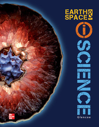 Glencoe Earth & Space iScience, Grade 6, Student Edition