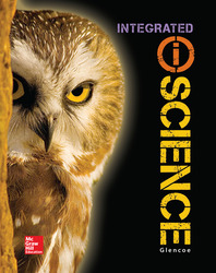 Glencoe Integrated iScience, Course 3, Grade 8, Student Edition