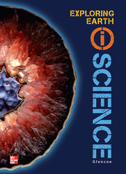 Glencoe Earth & Space iScience, Modules A: Exploring Earth, Grade 6, Student Edition