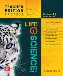 Life iScience, Grade 7, Teacher Edition, Volume 1