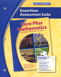 Core-Plus Mathematics: Contemporary Mathematics in Context, Course 1-3 ExamView Assessment Suite CD-ROM