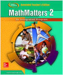 MathMatters 2: An Integrated Program, TeacherWorks DVD
