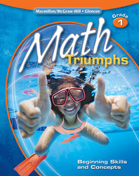 Math Triumphs, Grade 1: Beginning Skills and Concepts, Student Study Guide