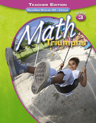 Math Triumphs, Grade 3, Teacher Edition