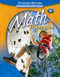 Math Triumphs, Grade 4, Teacher Edition