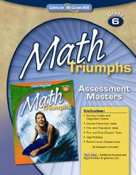 Math Triumphs, Grade 6, Assessment Masters