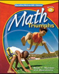 Math Triumphs, Grade 2, StudentWorks Plus DVD
