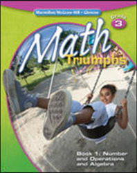 Math Triumphs, Grade 3, StudentWorks Plus DVD