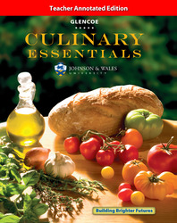 Culinary Essentials, Teacher Annotated Edition 2010