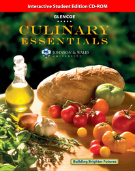 Culinary Essentials, Interactive Student Edition CD-ROM