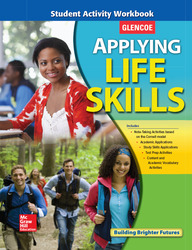 Applying Life Skills, Student Activity Workbook