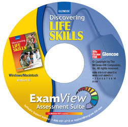 Discovering Life Skills, ExamView Assessment Suite CD-ROM