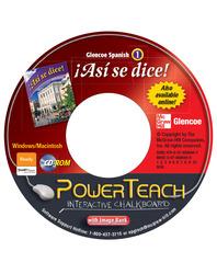 Asi se dice Level 1, Chalkboard CD-ROM