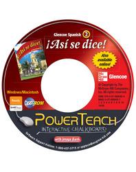 ¡Así se dice! Level 2, Interactive Chalkboard CD-ROM
