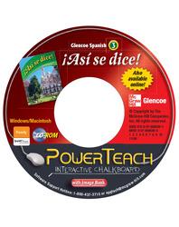 ¡Así se dice! Level 3, Interactive Chalkboard CD-ROM