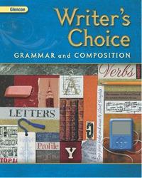 Writer's Choice, Grade 6, Student Edition