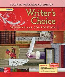 Writer's Choice, Grade 7, Teacher Wraparound Edition
