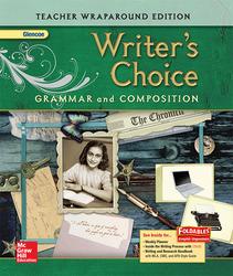 Writer's Choice, Grade 8, Teacher Wraparound Edition