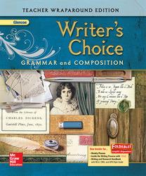 Writer's Choice, Grade 11, Teacher Wraparound Edition