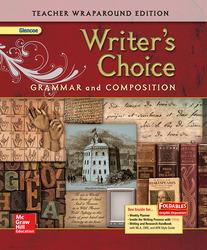 Writer's Choice, Grade 12, Teacher Wraparound Edition