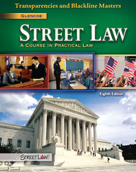 Street Law: A Course in Practical Law, Transparencies and Blackline Masters