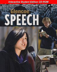 Glencoe Speech, Interactive Student Edition CD-ROM