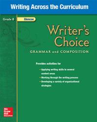 Writer's Choice, Grade 8, Writing Across the Curriculum