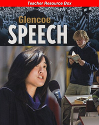 Glencoe Speech, Teacher Resources Box