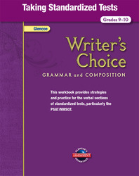 Writer's Choice, Grades 9-10, Taking Standardized Tests