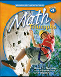 Math Triumphs, Grade 4, StudentWorks Plus CD-ROM