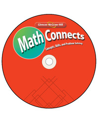 Math Connects: Concepts, Skills, and Problem Solving, Course 1, TeacherWorks Plus CD-ROM