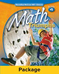 Math Triumphs, Grade 4, Teacher Resource Package