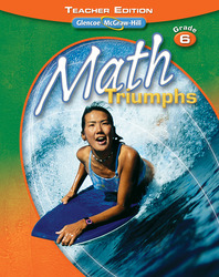 Math Triumphs, Grade 6, Teacher Resource Package