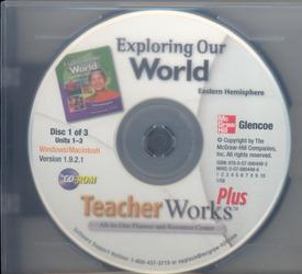 Exploring Our World: Eastern Hemisphere, TeacherWorks Plus CD-ROM
