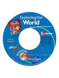 Exploring Our World: Western Hemisphere, Europe, and Russia, Presentation Plus! with MindJogger Checkpoint CD-ROM (Win)