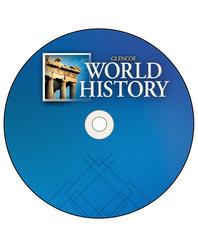 Glencoe World History, Presentation Plus! with MindJogger Checkpoint CD-ROM (Mac)