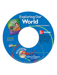 Exploring Our World: Eastern Hemisphere, Presentation Plus! with MindJogger Checkpoint CD-ROM (Mac)