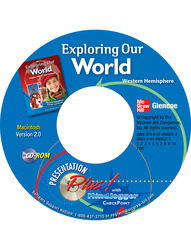 Exploring Our World: Western Hemisphere, Europe, and Russia, Presentation Plus! with MindJogger Checkpoint CD-ROM (Mac)