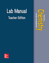 Chemistry: Concepts & Applications, Laboratory Manual TE