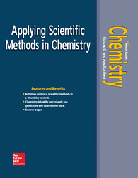 Chemistry:  Concepts & Applications, Applying Scientific Methods in Chemistry, Teacher Edition