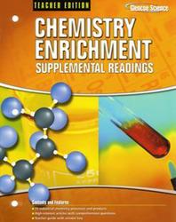 Chemistry: Matter & Change, Enrichment Supplemental Readings