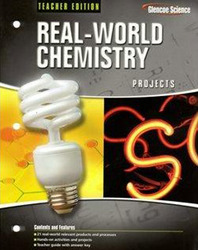 Chemistry: Matter & Change, Real World Chemistry