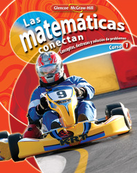 Math Connects: Concepts, Skills, and Problem Solving, Course 1, Spanish Student Edition