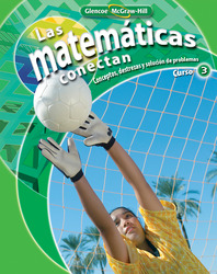 Math Connects: Concepts, Skills, and Problem Solving, Course 3, Spanish Student Edition