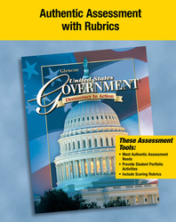 United States Government: Democracy in Action, Authentic Assessment with Rubrics