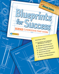 Glencoe iScience, Blueprints for Success: Science Classrooms that Work, Teacher Resource Book