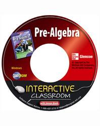 Pre-Algebra, Interactive Classroom CD-ROM